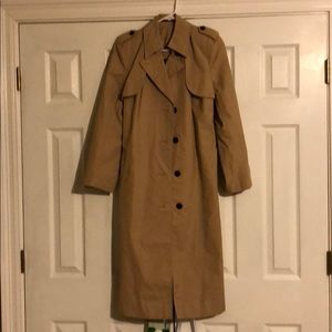 Etienne Aigner Trench Coat